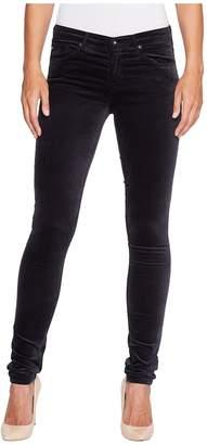 AG Adriano Goldschmied The Velvet Legging in Dark Sky Women's Casual Pants