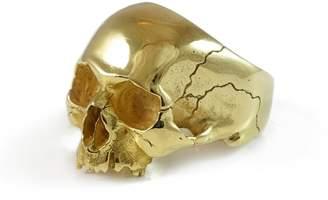 Frederick Grove - Gold Skull Ring