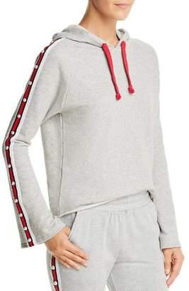 Generation Love Lake Embellished Track Stripe Hooded Sweatshirt