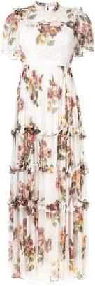 Needle & Thread floral print dress