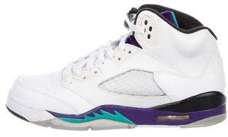 Nike Jordan Boys' 5 Retro Grape Sneakers