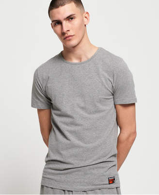 Superdry SD Laundry Organic Cotton Slim Fit Lounge T-Shirt