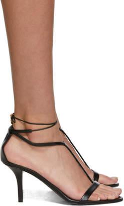 Stella McCartney Black Strappy Sandals