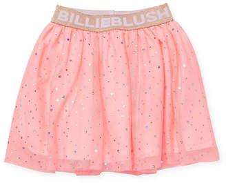 Billieblush & Polka Dot Print Skirt