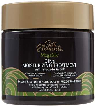 Silk Elements MegaSilk Olive Moisturizing Treatment