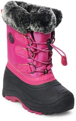 totes Harper Girls' Winter Boots