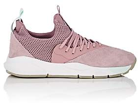 Clearweather Men's Cloud Stryk Mesh & Suede Sneakers - Md. Pink