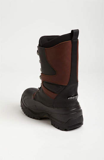 Baffin 'Apex' Snow Boot Black/ Bark 8 M