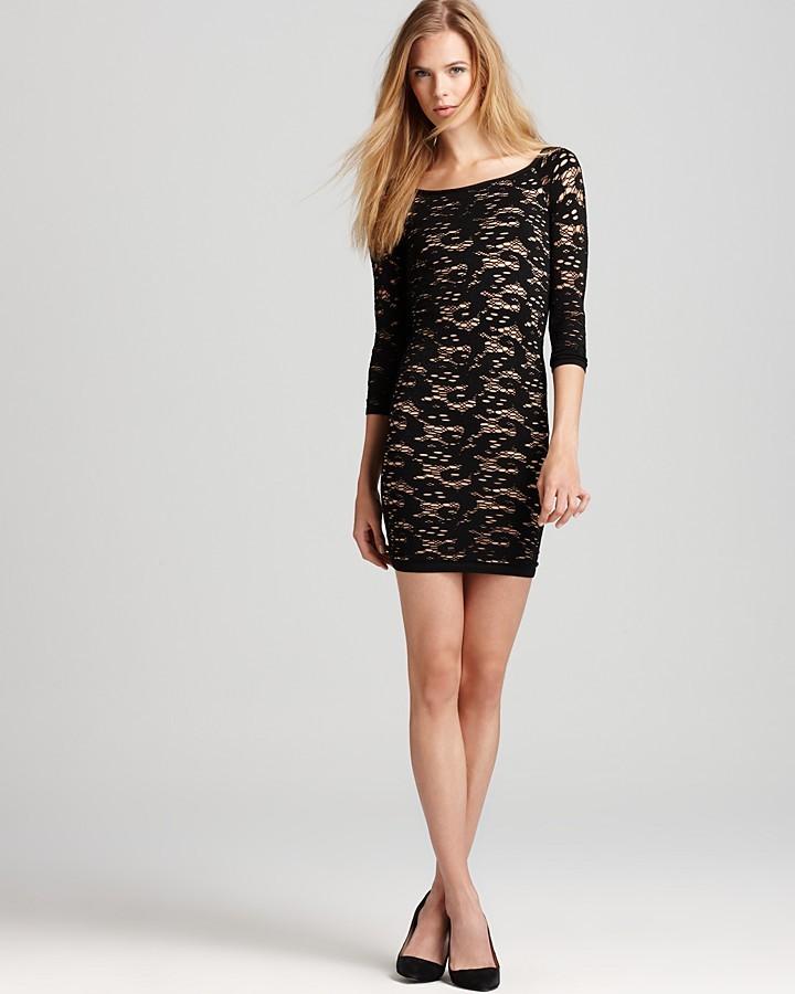 GUESS Dress - Knit Tubular