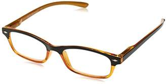 A. J. Morgan A.J. Morgan Unisex-Adult Hip Daddies - Power 54257 Rectangular Reading Glasses
