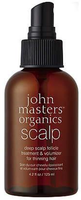 John Masters Organics (ジョン マスター オーガニクス) - [ジョンマスターオーガニック] ディープスキャルプFTボリューマイザー
