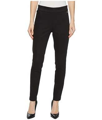 Calvin Klein Cropped Leg Pull-On Pants