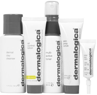 Dermalogica Skin Kit For Oily Skin $40 thestylecure.com