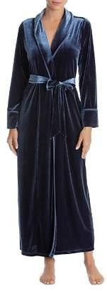 Jonquil Velvet Long Robe
