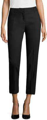 Roberto Cavalli Women's Straight Leg Cropped Trousers
