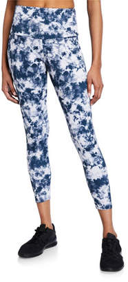 Onzie Tie-Dye High Basic Midi Leggings