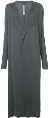 Rick Owens long-line cardi-coat