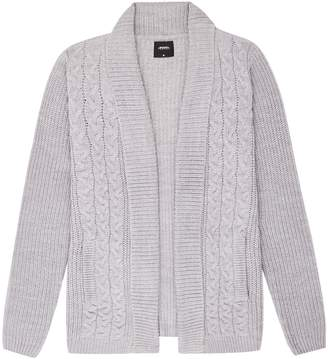 Burton Mens Shawl Cardigan