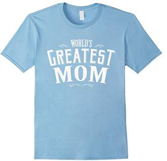 DAY Birger et Mikkelsen Vintage World's Greatest Mom T-shirt Mother's Gift shirt