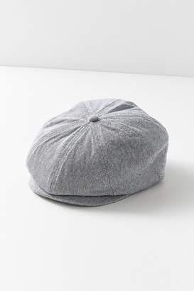 Brixton Brood Linen Snap Cap