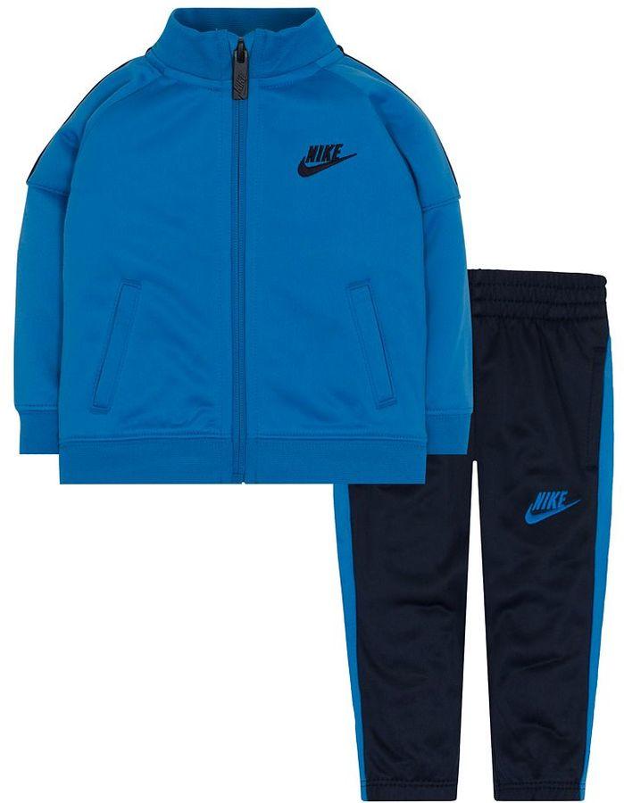 Boys 4-7 Nike Tribute Tricot Tracksuit Jacket & Pants Set