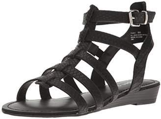 Madden-Girl Women's Trary Gladiator Sandal