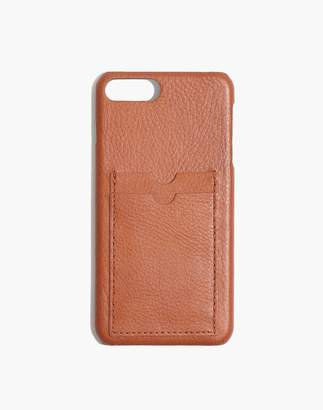 Madewell Leather Carryall Case for iPhone 6/7/8 Plus