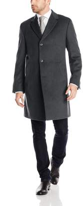 Kenneth Cole Reaction Men's Raburn Wool Top Coat