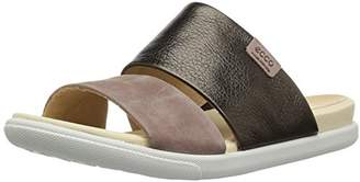 Ecco Women's Damara Slide II Sandal