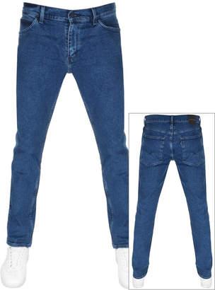 Levi's Levis Line 8 511 Slim Straight Jeans Blue