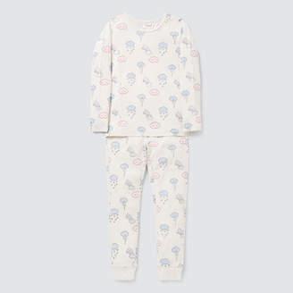 Cloud Yardage Pyjama Set
