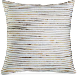 """Hotel Collection Agate 22"""" Square Decorative Pillow, Created for Macy's"""