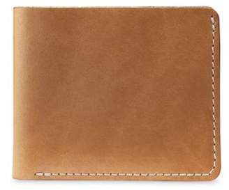 Red Wing Shoes Shoes Leather Classic Bifold Wallet in London Tan