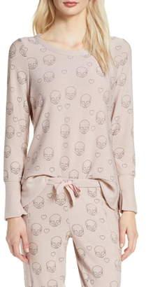 Chaser Little Skulls Cozy Sweatshirt