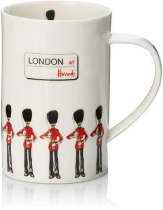 Harrods London Icons China Mug