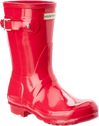 Hunter Women's Original Short Gloss Boot