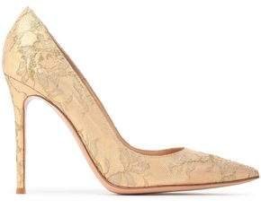 Gianvito Rossi Point-toe Pumps