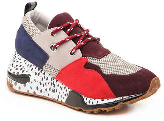 Steve Madden Cliff Sneaker -Brown/Black Leopard - Women's