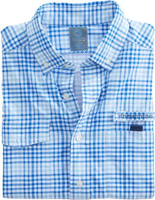 Vineyard Vines Owen Park Plaid Harbor Shirt