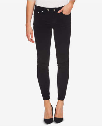 CeCe 5-Pocket Corduroy Skinny Pants