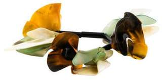 Marni Horn Flower Bracelet Horn Flower Bracelet