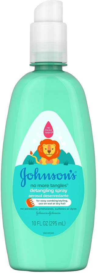 Johnson's No More Tangles 10.2 fl. oz Detangling Spray
