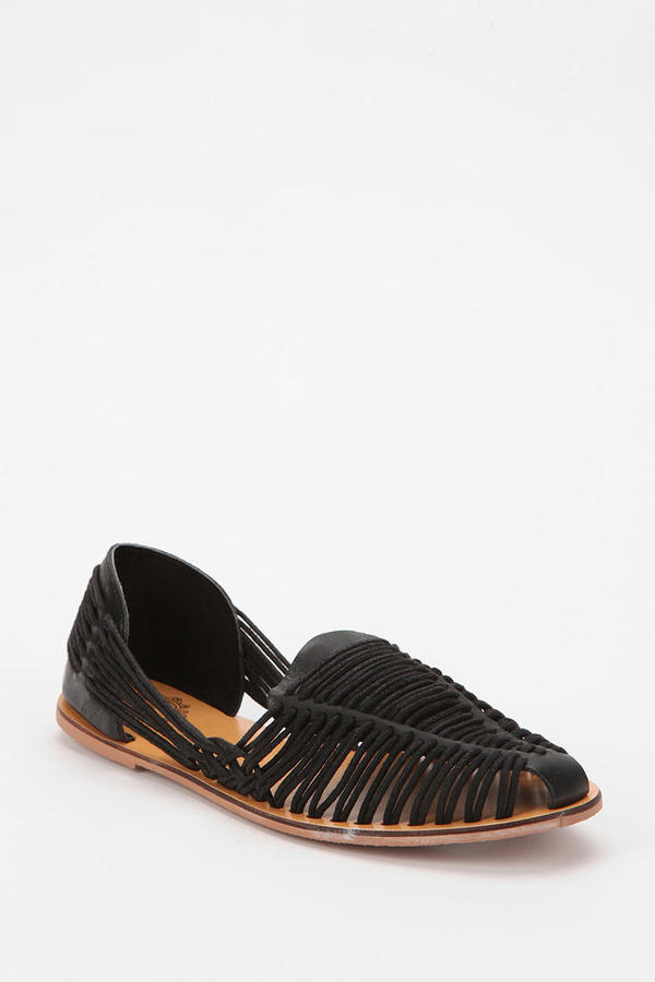 Urban Outfitters Ecote Thin Strap Huarache Sandal