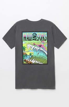 adidas Maui & Sons Big Mouth T-Shirt