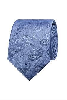 Geoffrey Beene Small Paisley Tie