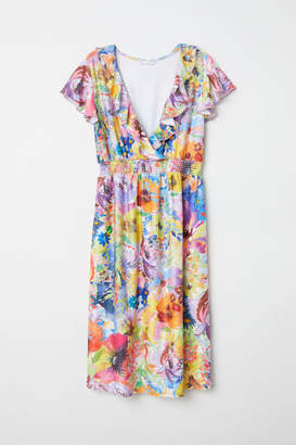 H&M MAMA Dress - White