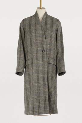 Etoile Isabel Marant Henlo virgin wool coat