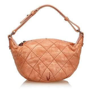cdc53ca7c608c0 at Orchard Mile · Chanel Vintage Matelasse Surpique Leather Handbag
