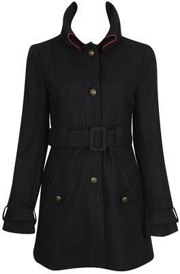 Naomi Wool Coat