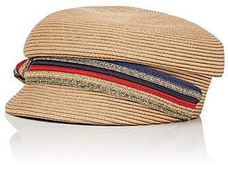 Jennifer Ouellette Women's Straw Cap - Neutral